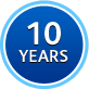 10 years serving Bristol